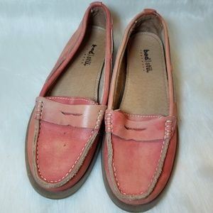 Bed Stu Handmade Leather Penny Loafer Sz 7